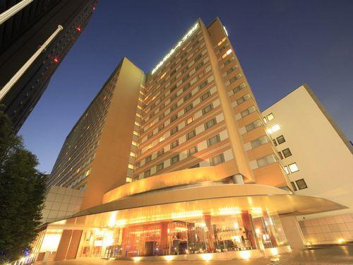 ホテルサンルートプラザ新宿