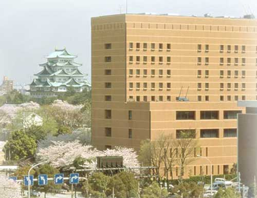 KKRホテル名古屋(国家公務員共済組合連合会名古屋共済会館)