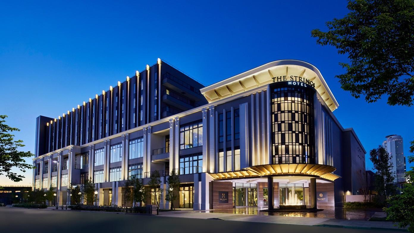 ストリングスホテル 名古屋 image