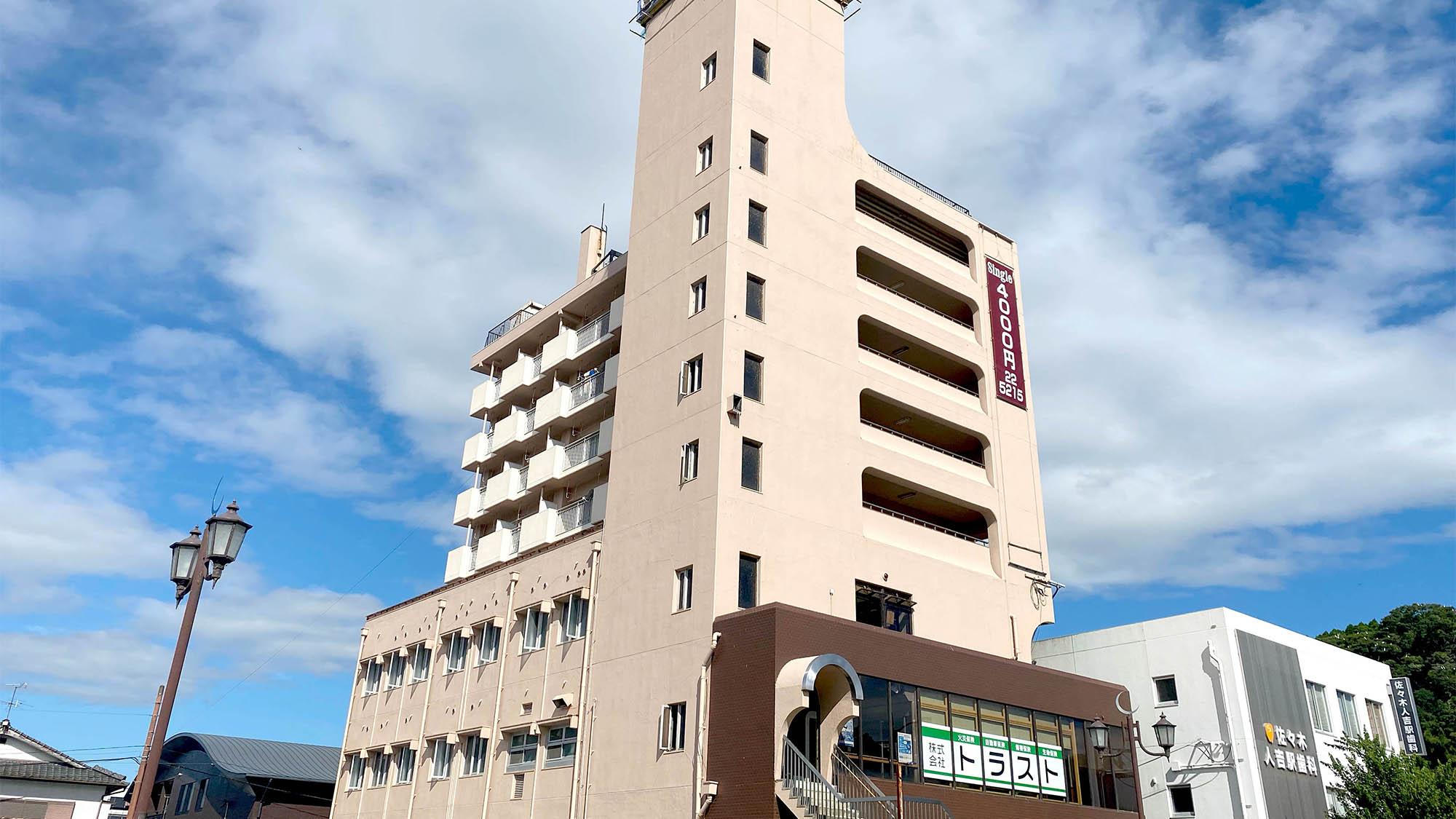 ビジネスホテルチヨヅル image
