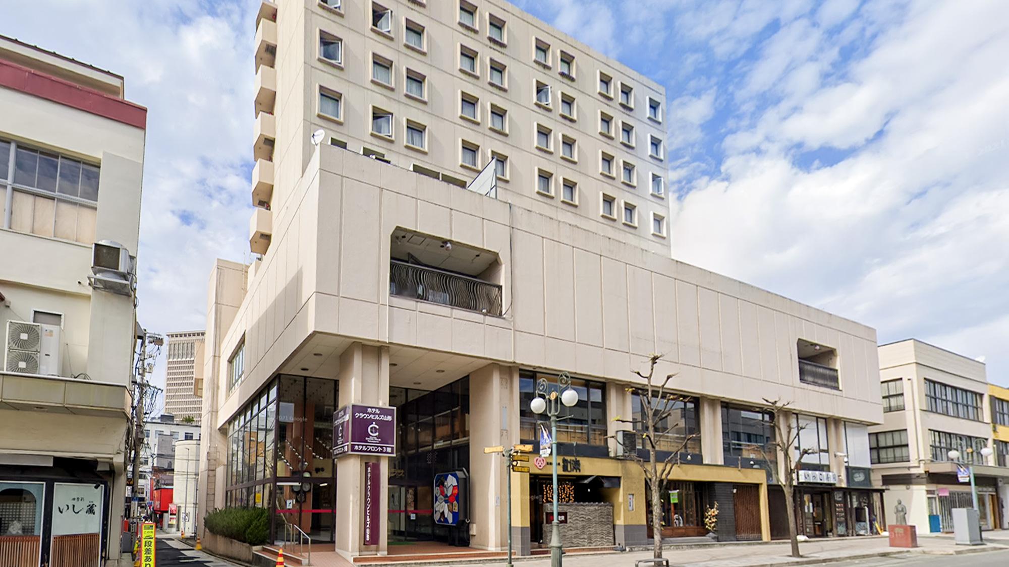 ホテルクラウンヒルズ山形 香澄町(BBHホテルグループ) image