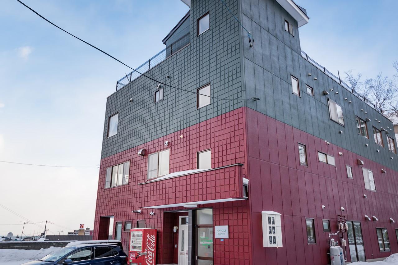 小樽ゲストハウスハーベスト image