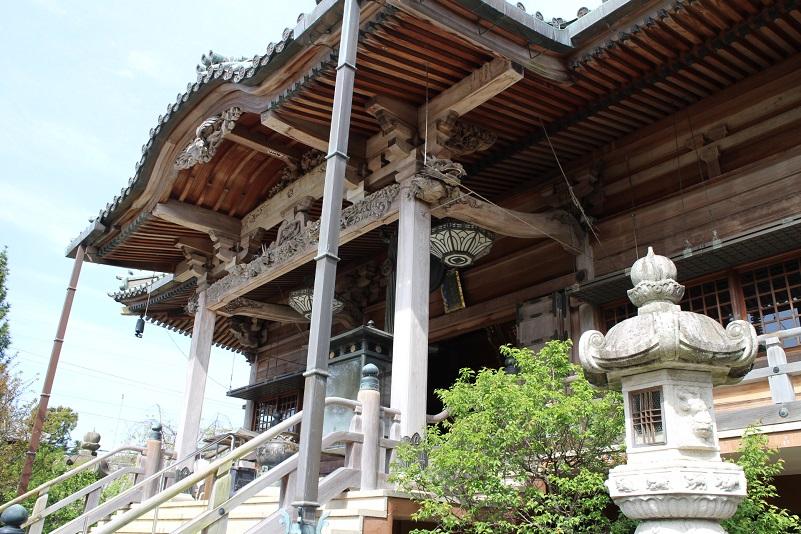 立江寺 宿坊