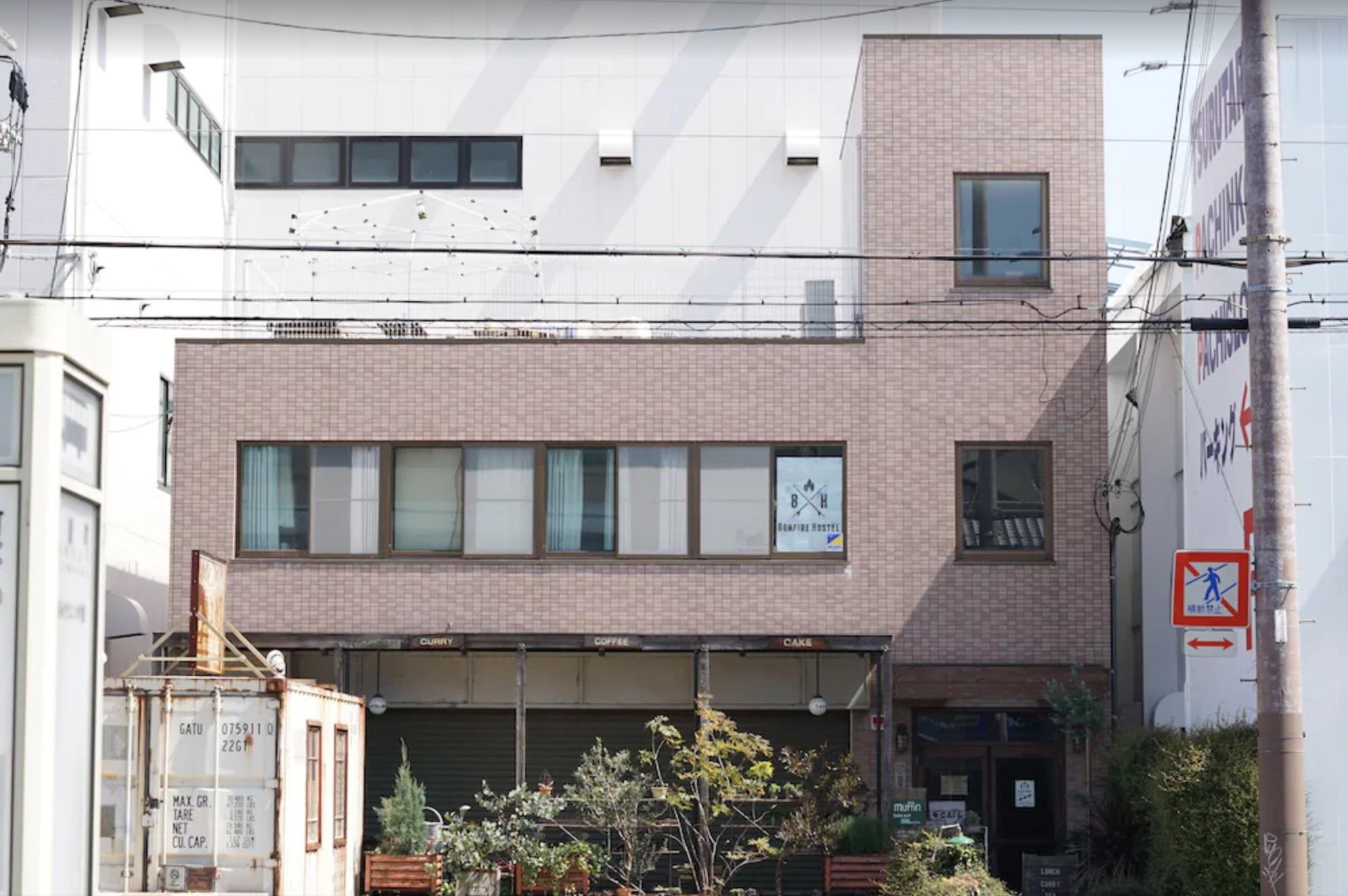BONFIRE HOSTEL Osaka
