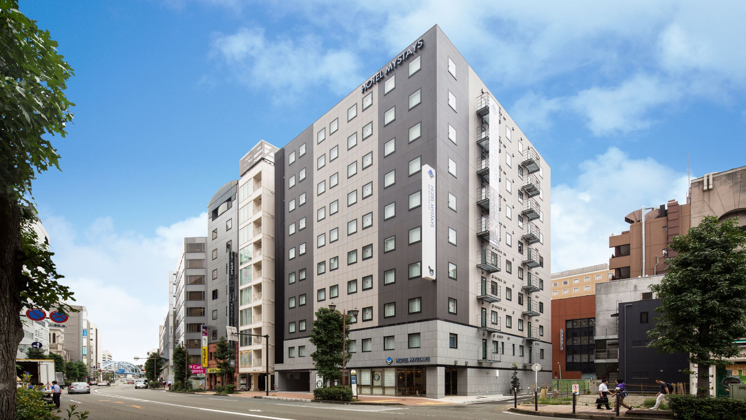 ホテルマイステイズ横浜関内