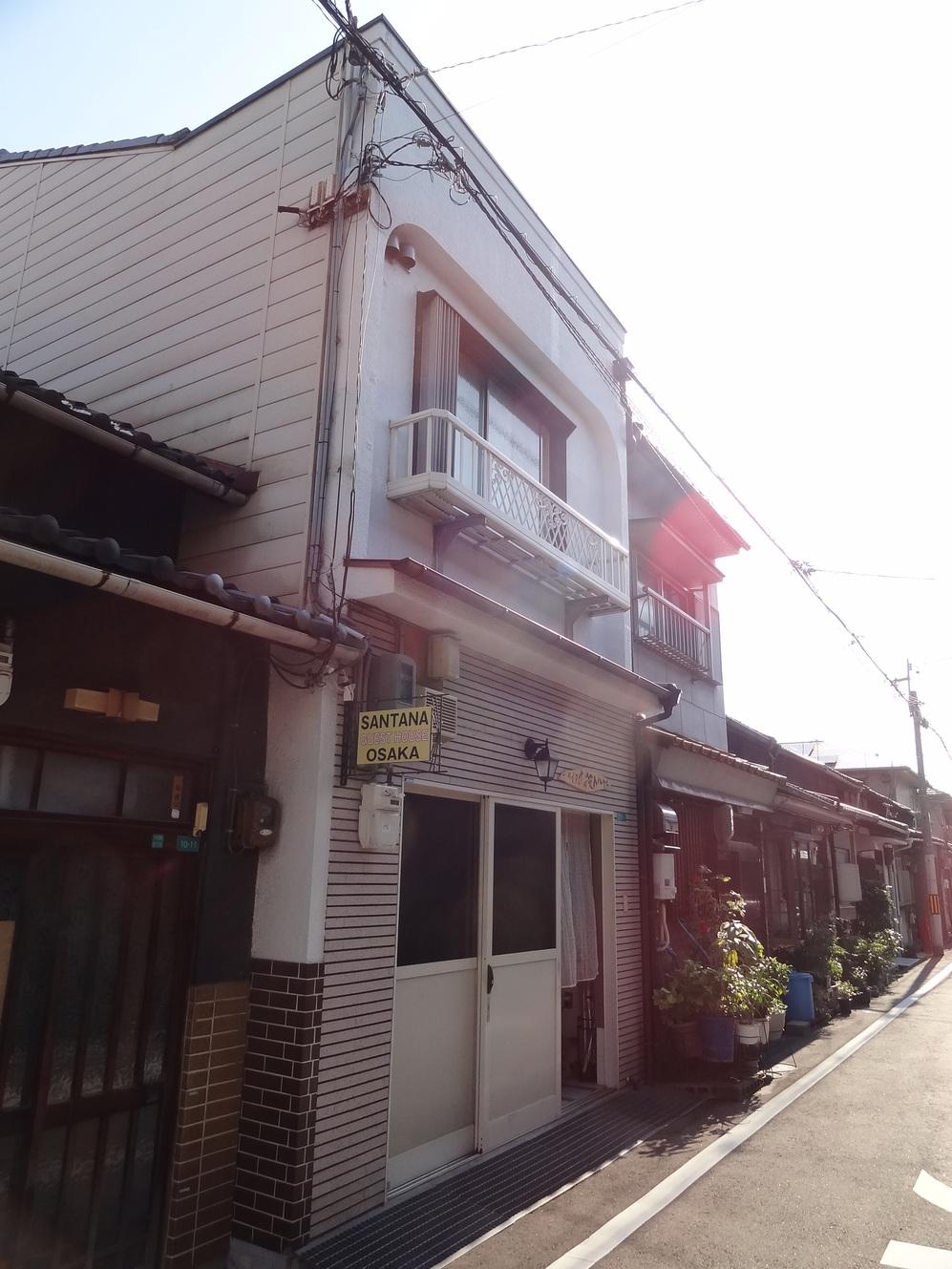 サンタナゲストハウス大阪 image