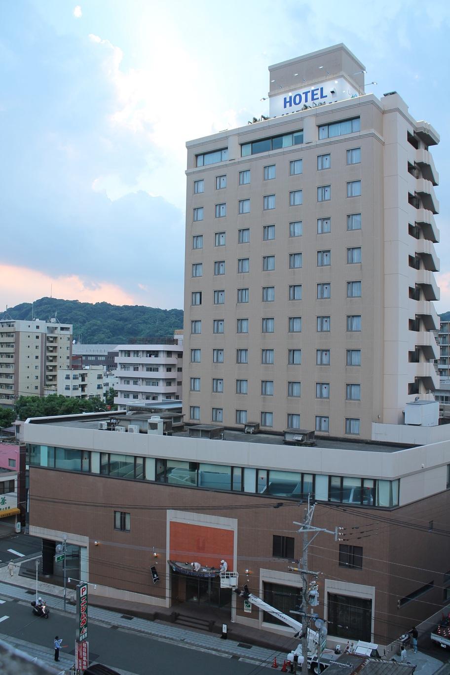 ホテルリブマックス鹿児島 image