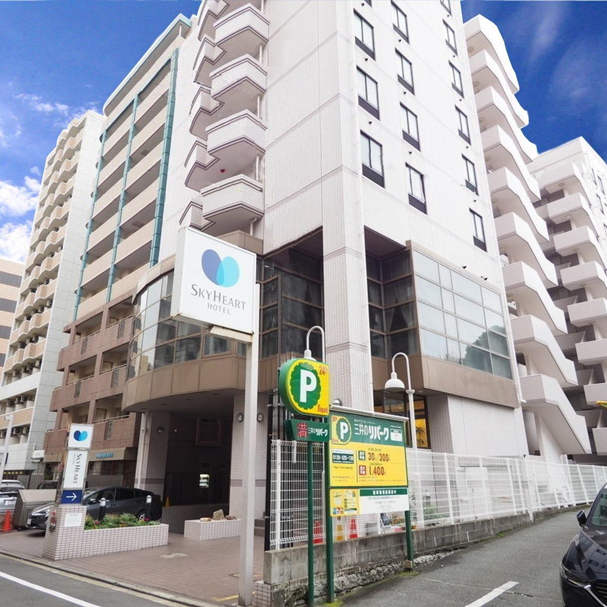 Hotel Sky Court Hakata