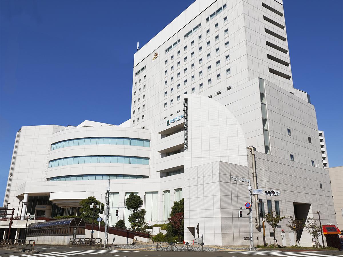ベストウェスタンレンブラントホテル東京町田(旧:ホテル ザ・エルシィ町田)