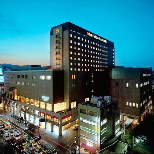 ホテル日航熊本 施設全景