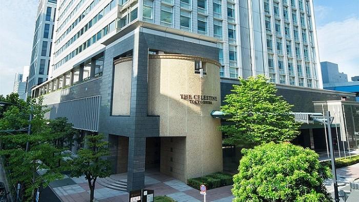 セレスティンホテル(2017年11月28日よりホテル ザ セレスティン東京芝)