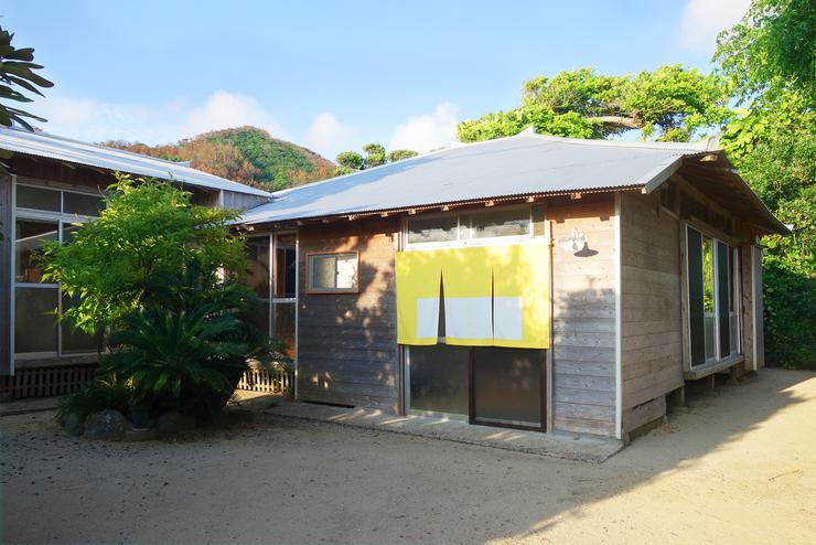 伝泊 FUNA‐GURA 〈奄美大島〉