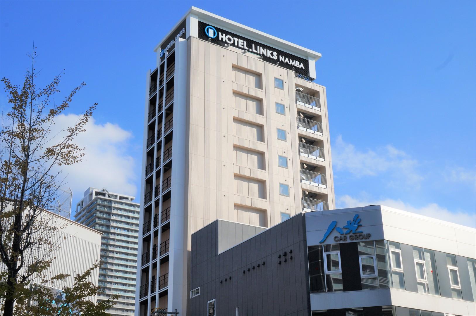 HOTEL.LINKS NAMBA image