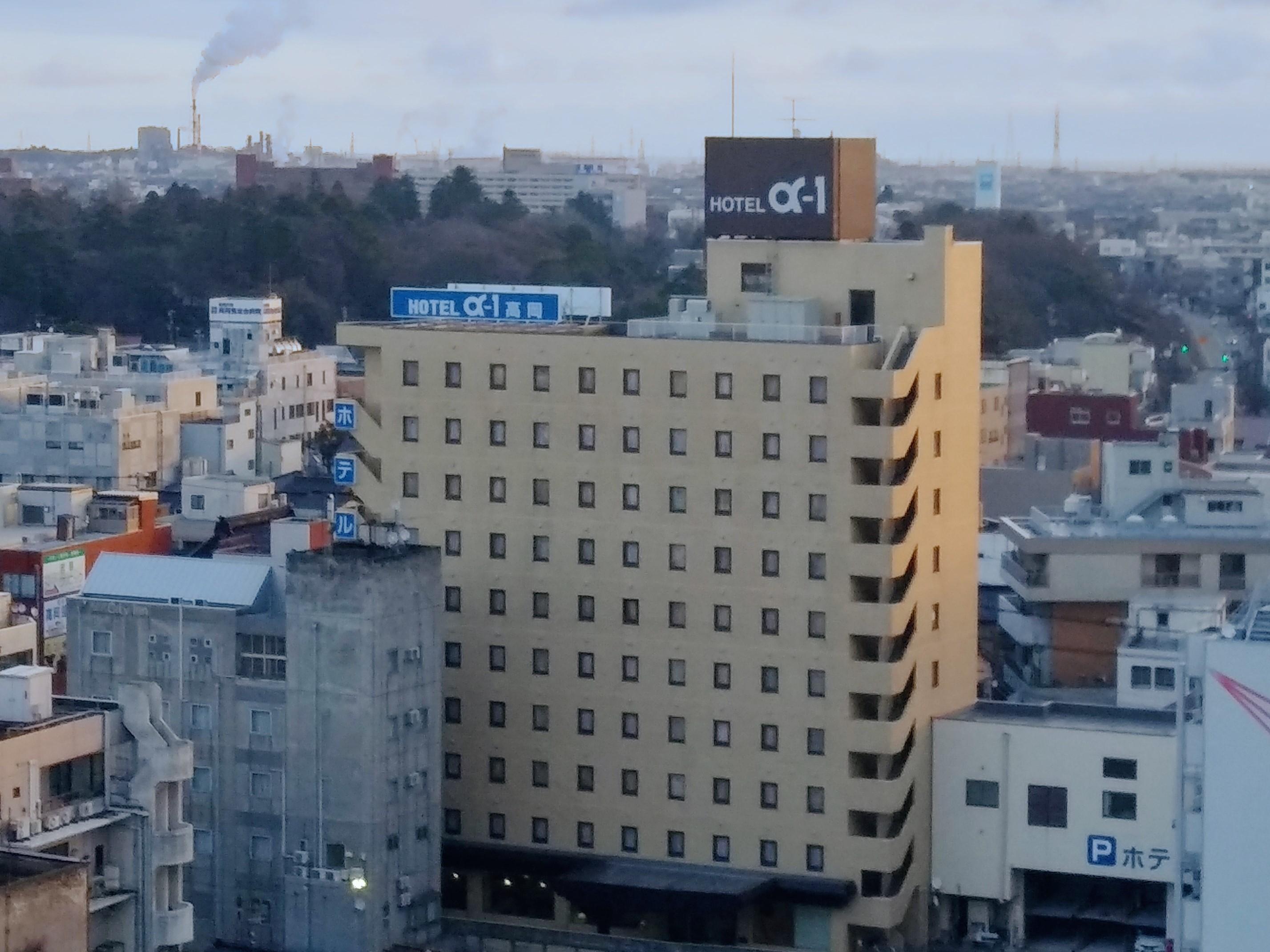 ホテルアルファーワン高岡 image