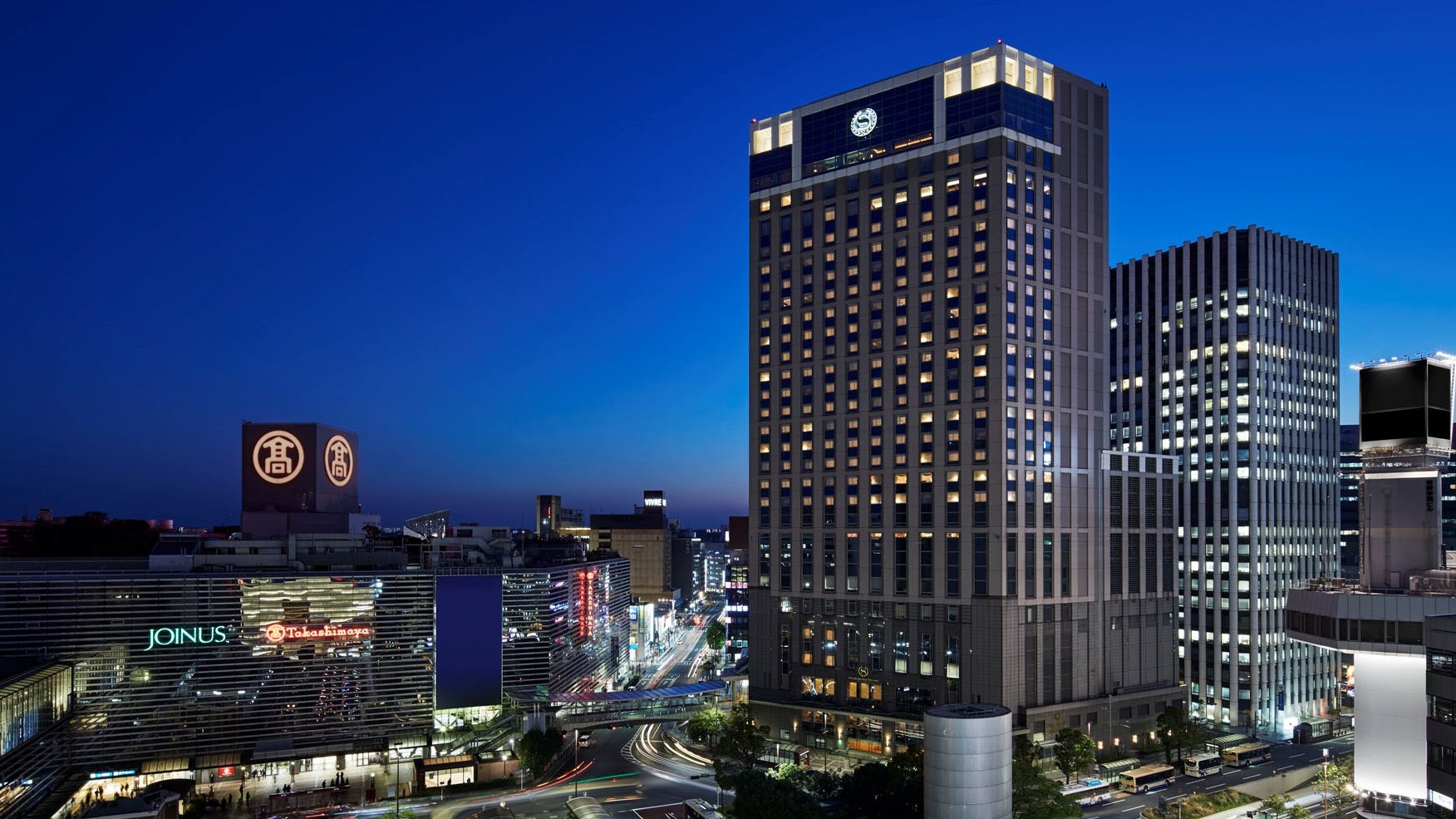 横浜ベイシェラトンホテル&タワーズ image