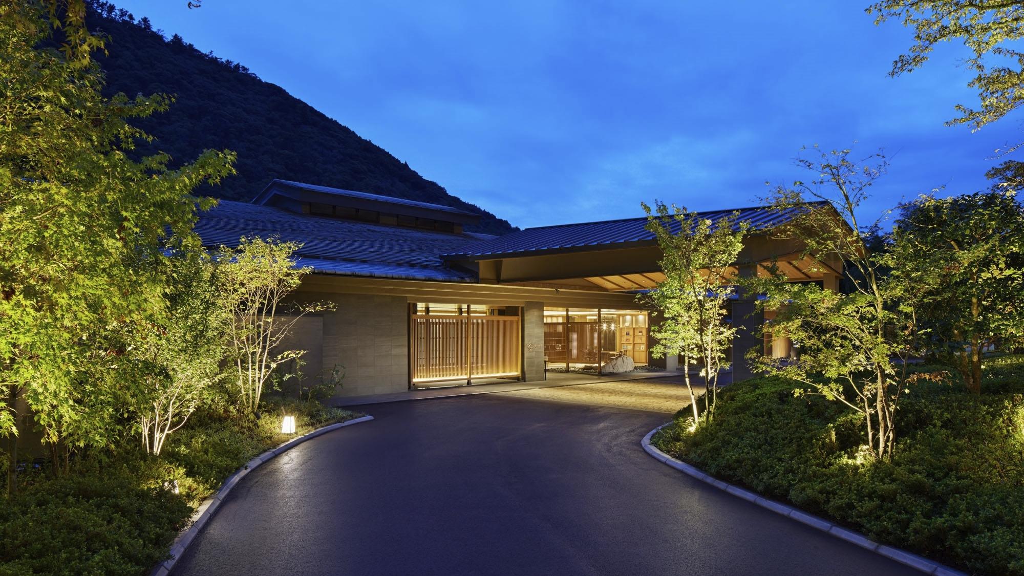 箱根湯本温泉 ホテルはつはな image