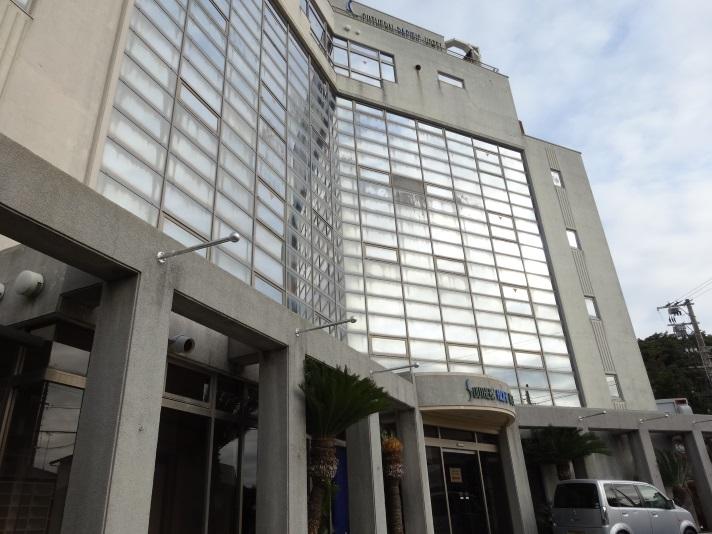 サザンパシフィックホテル