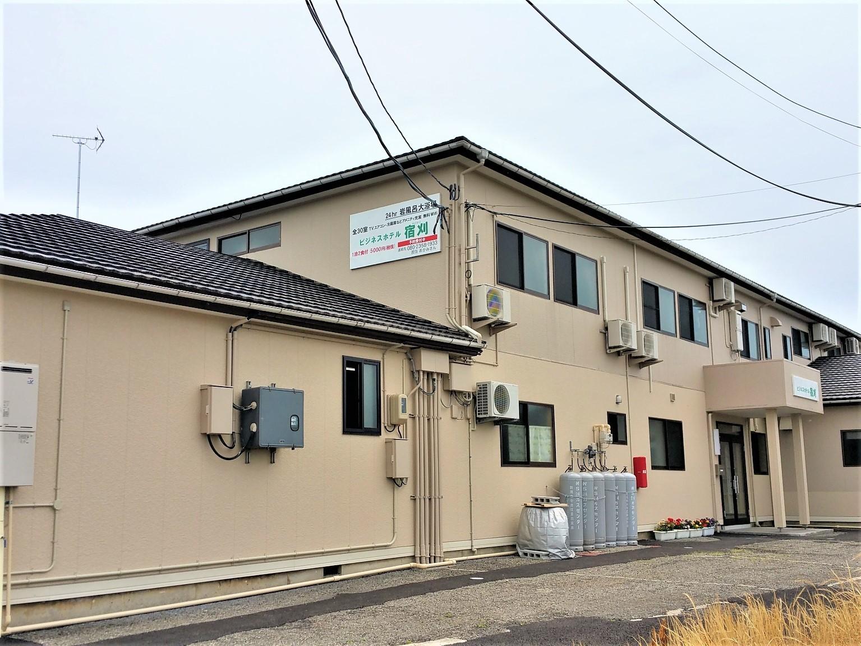 ビジネスホテル宿刈 image