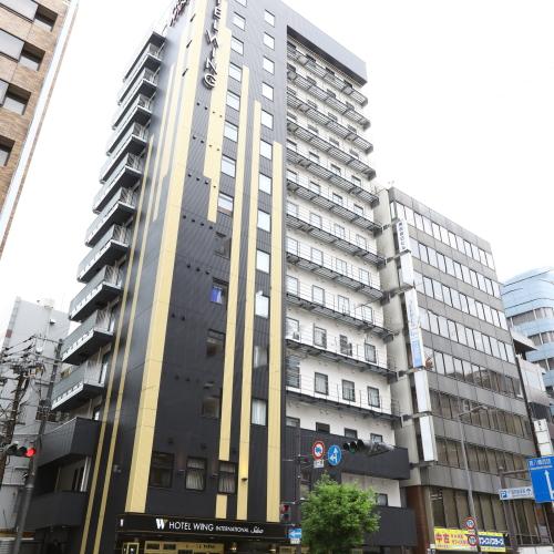 ホテルウィングインターナショナルセレクト大阪梅田(2018年6月15日グランドオープン) image