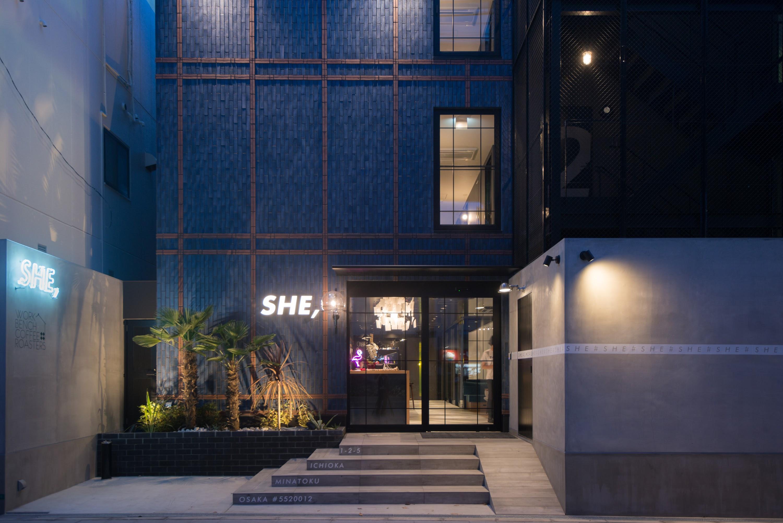 HOTEL SHE,OSAKA image