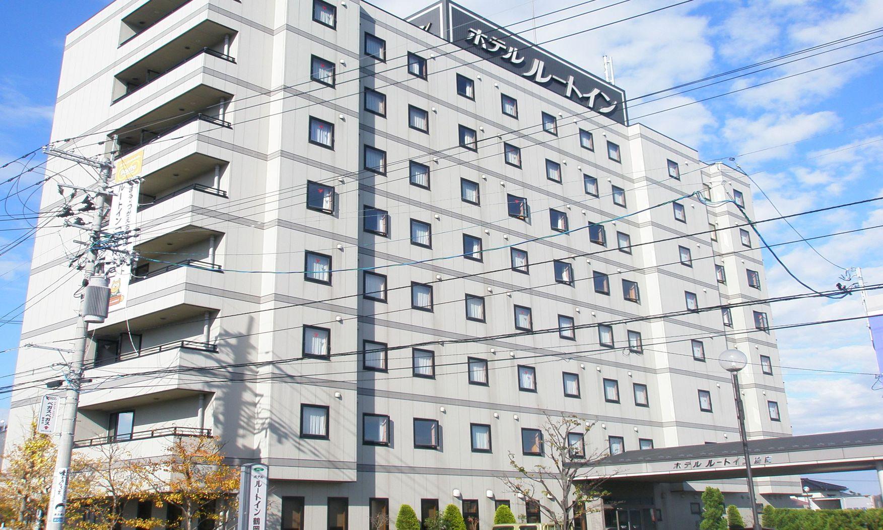 ホテルルートイン鶴岡インター