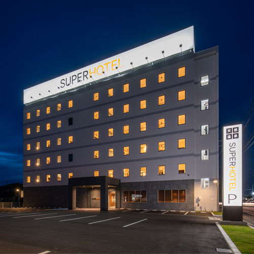 スーパーホテル山形・鶴岡 天然温泉湯の瀬の湯 2018年10月12日グランドオープン! image