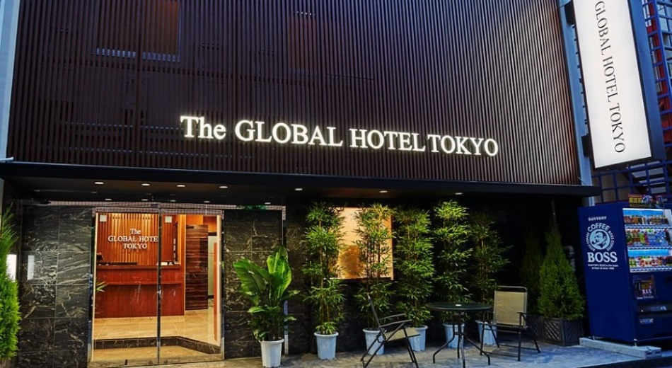The GLOBAL HOTEL TOKYO image