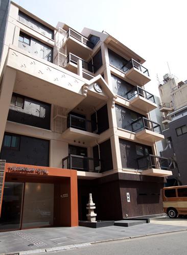 上野東金屋ホテル