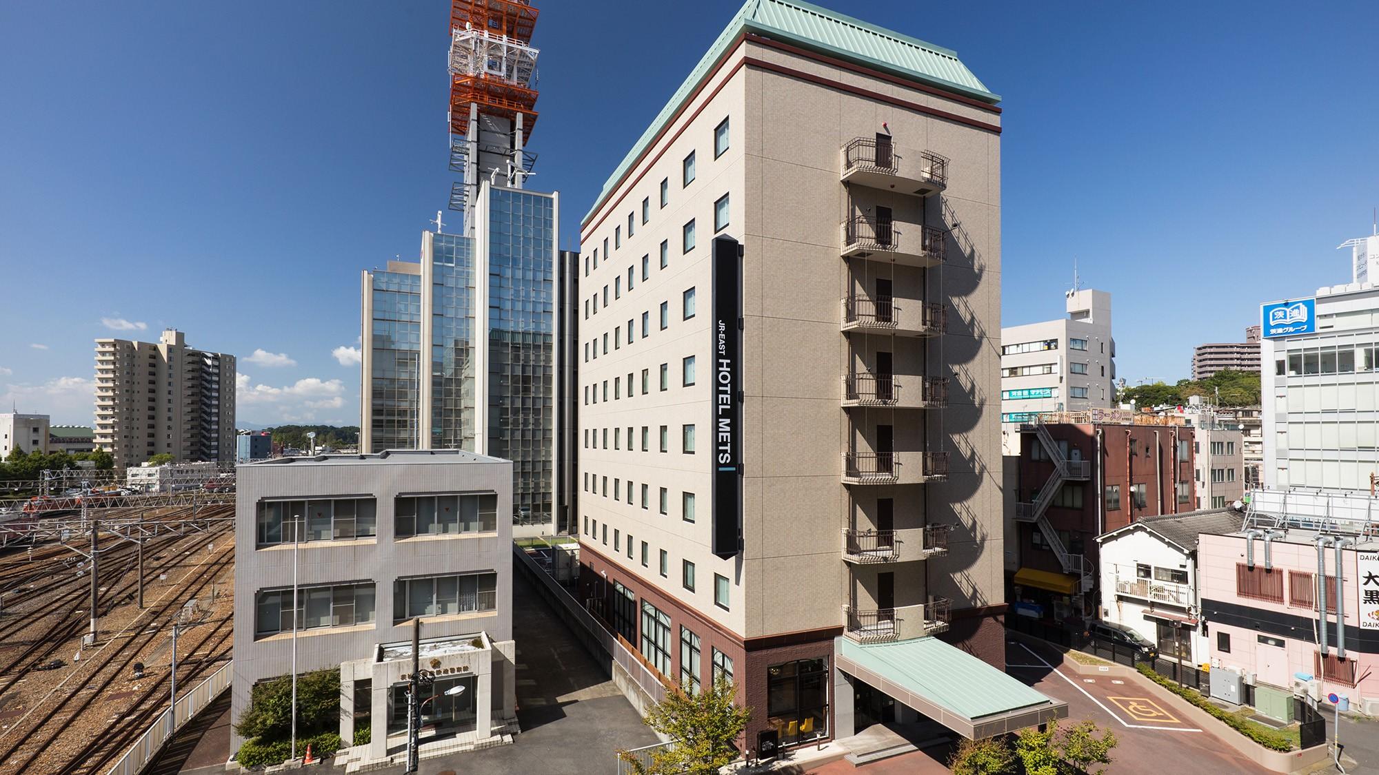 ホテルメッツ水戸<JR東日本ホテルズ>