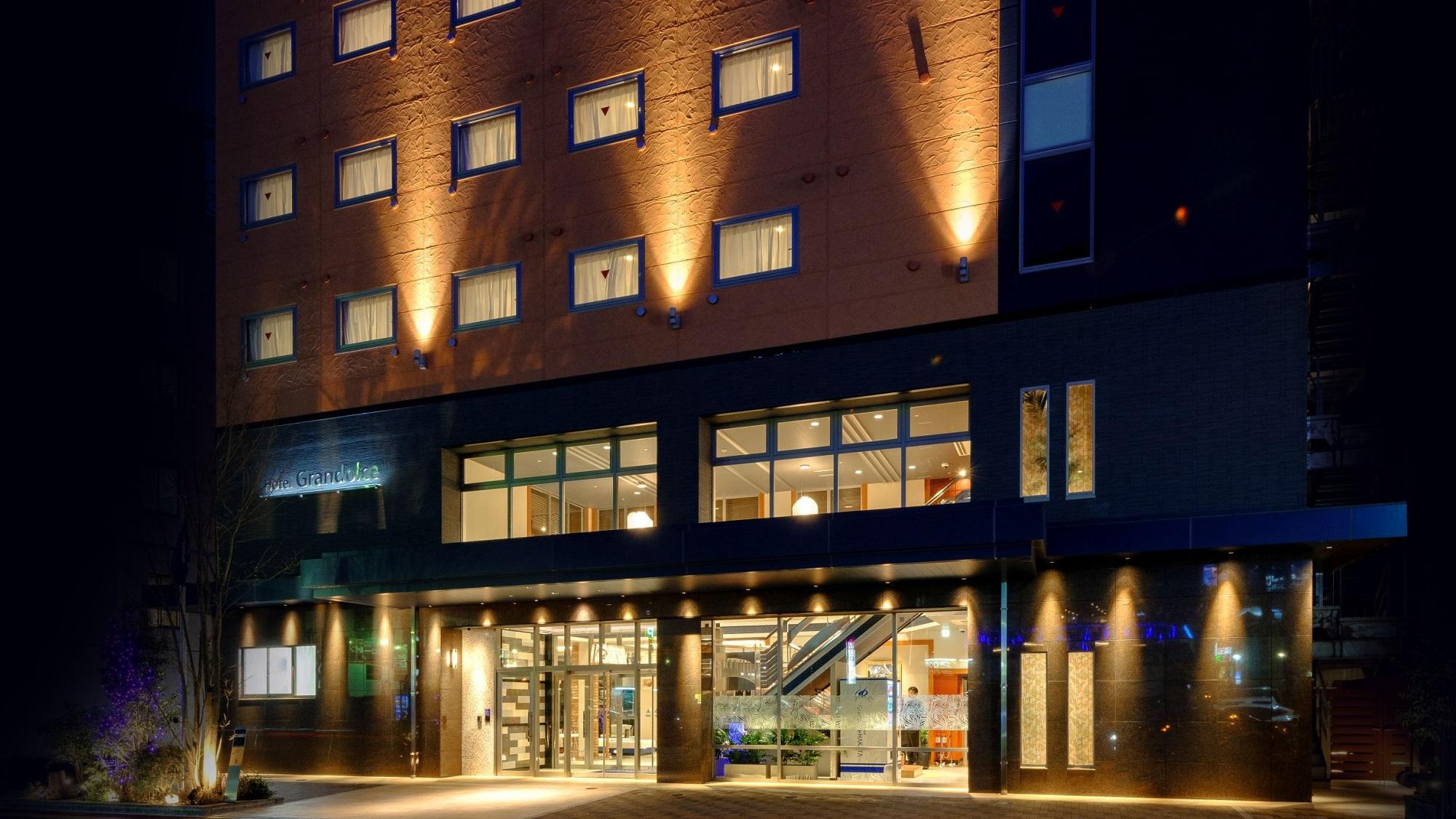 ホテル グランドルチェ博多 image