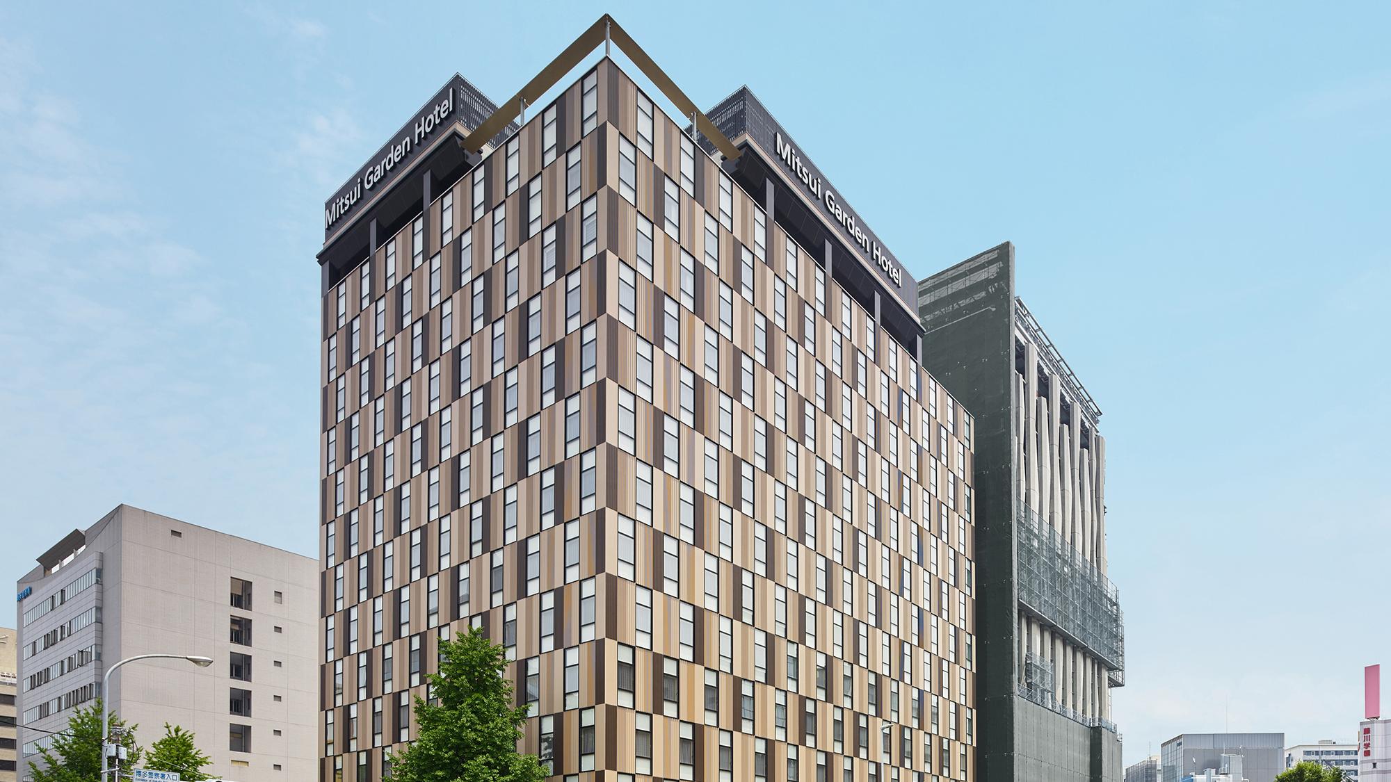 三井ガーデンホテル福岡祇園 image