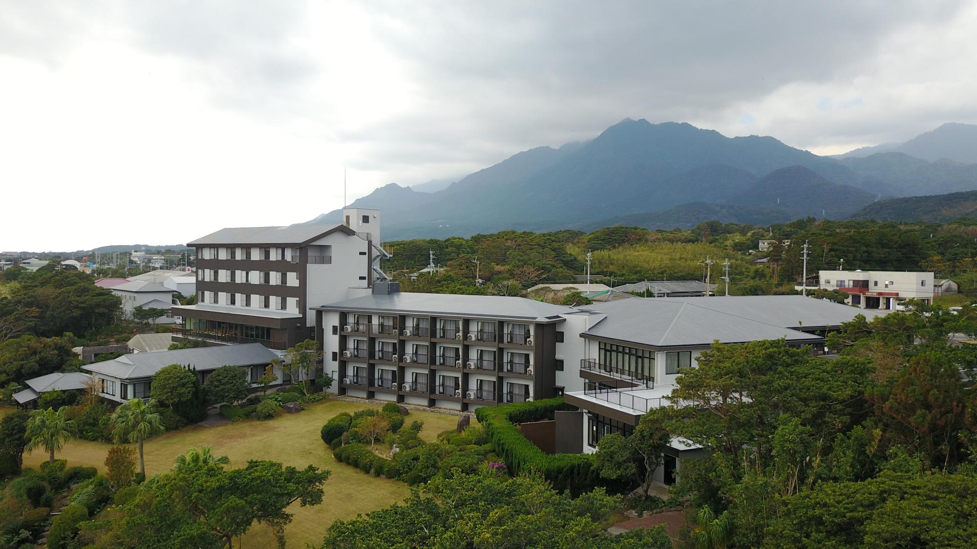 屋久島グリーンホテル<屋久島> image