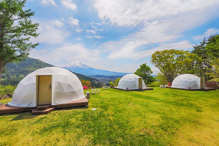 杓子山ゲートウェイキャンプ image