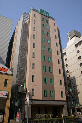 R&Bホテル名古屋錦