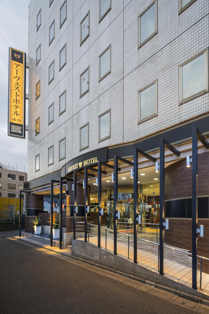 アーヴェストホテル蒲田(東口)