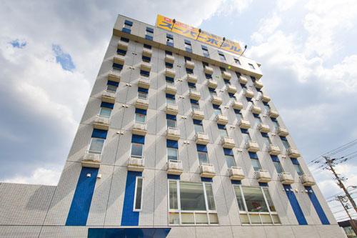 Super Hotel Takaoka Ekinan