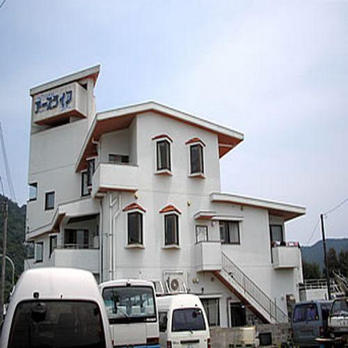 ホテル サンフラワー <沖縄県・渡嘉敷島>