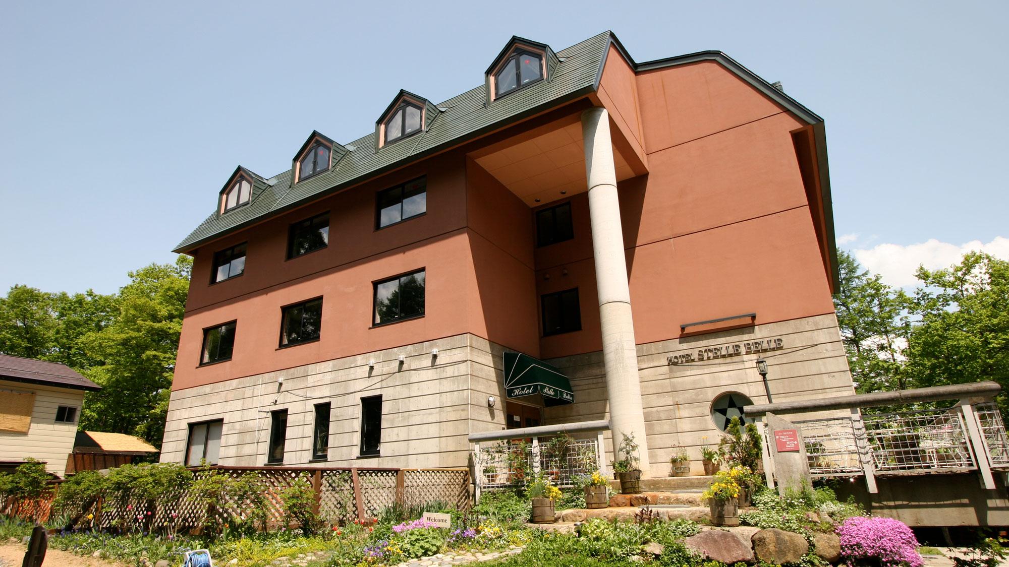 白馬五竜 ホテル ステラベラ