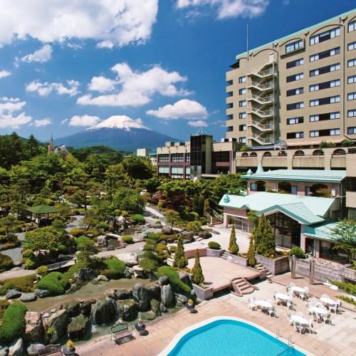 富士山温泉 ホテル鐘山苑