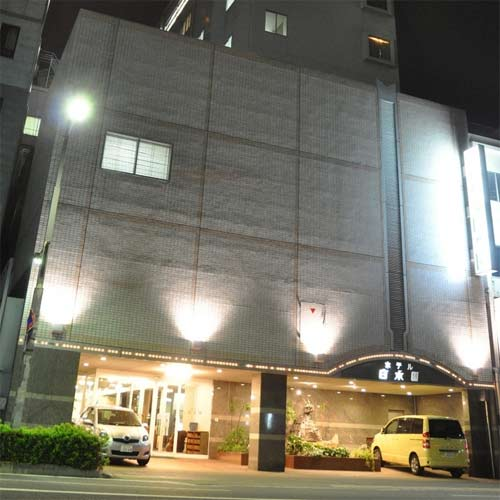 ホテル 白水園