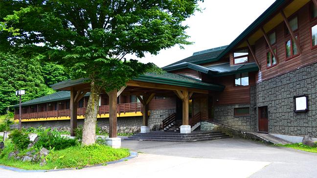 田沢湖高原水沢温泉 プラザホテル山麓荘別館 四季彩