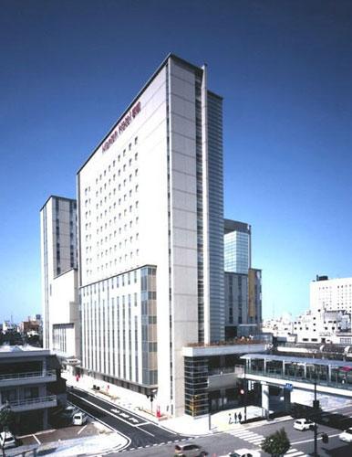 高岡マンテンホテル駅前 image