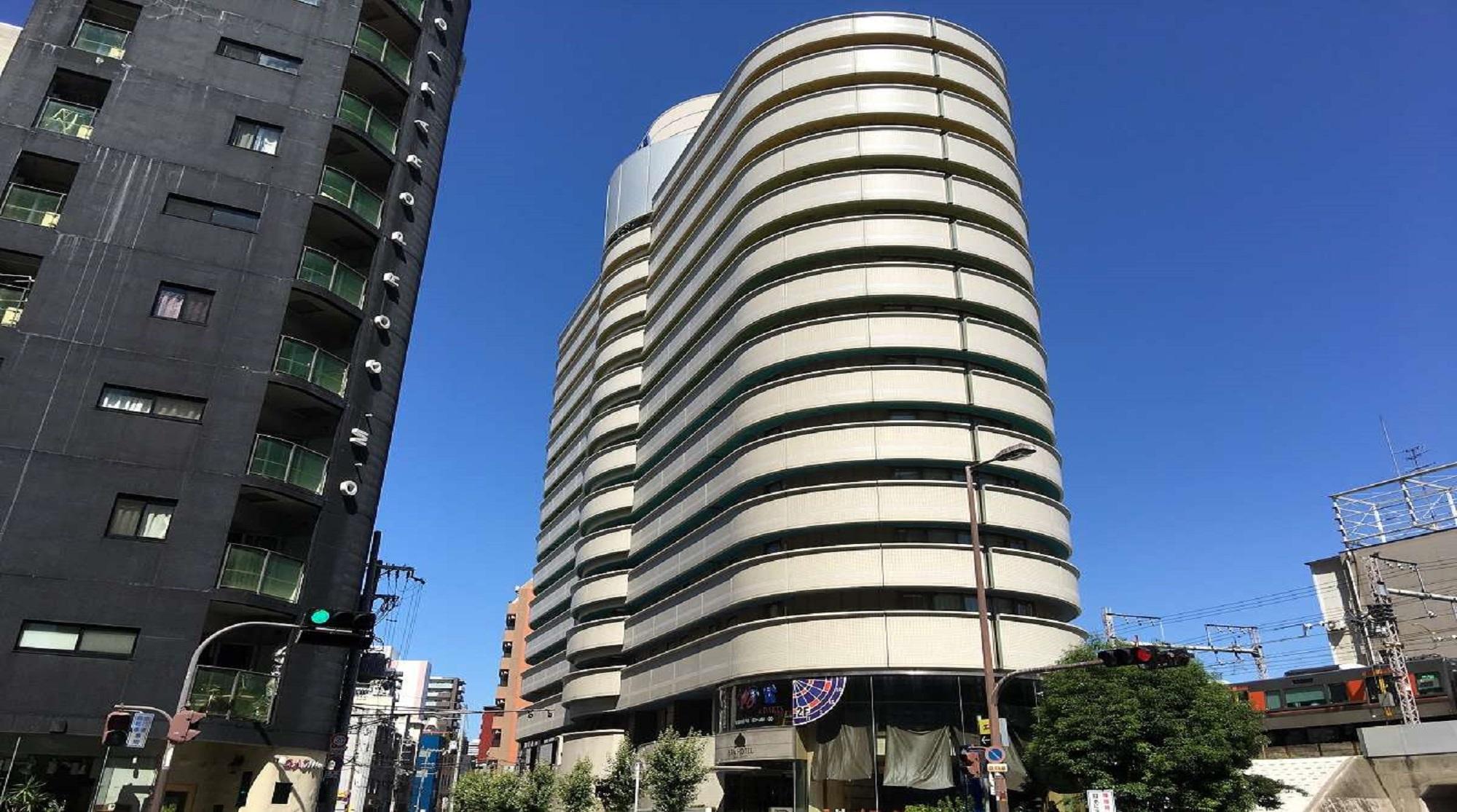 アパホテル<大阪天満> image