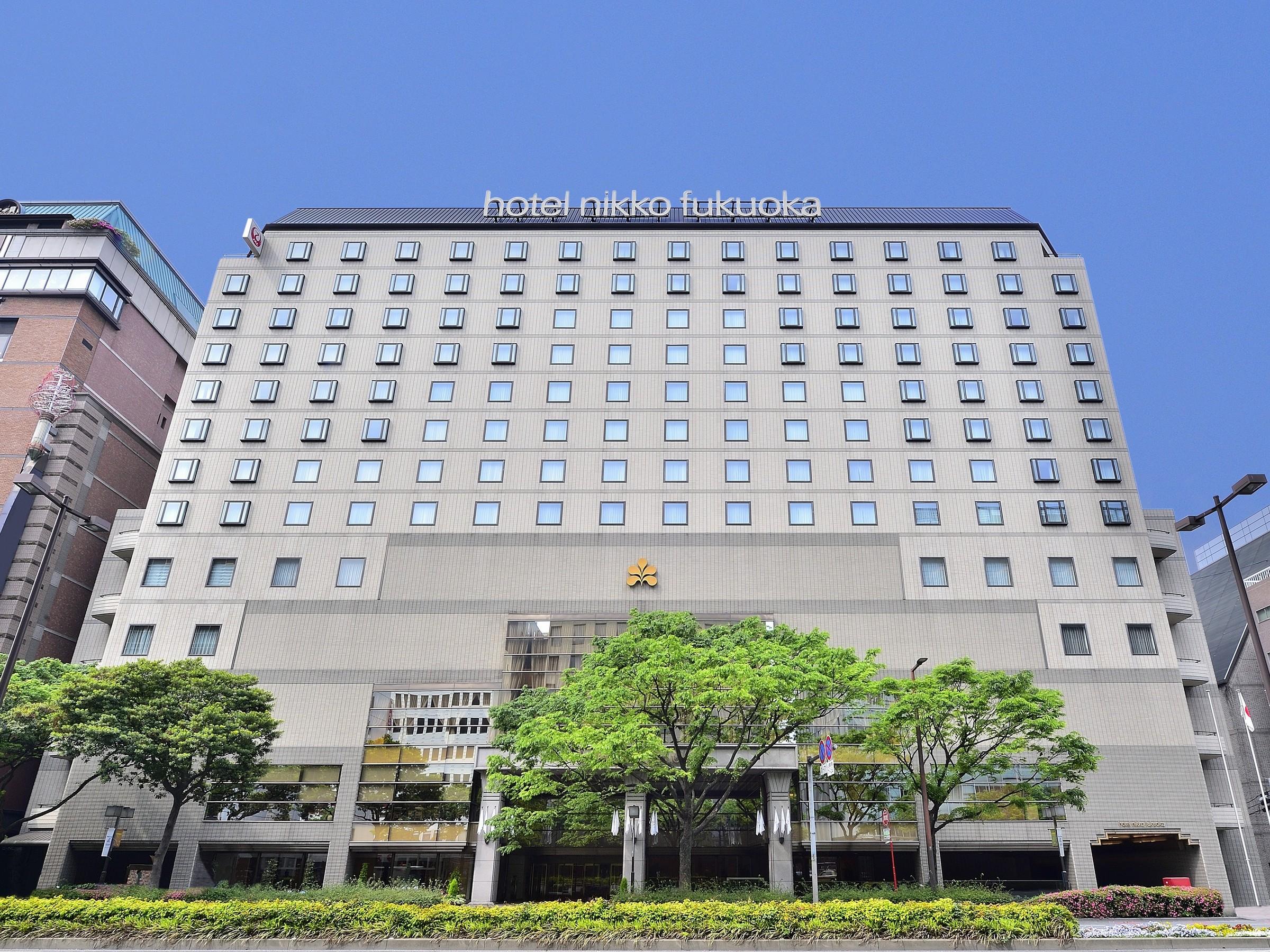 ホテル日航福岡 image