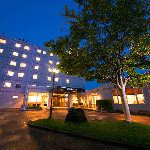 ホテル サンオーシャン image