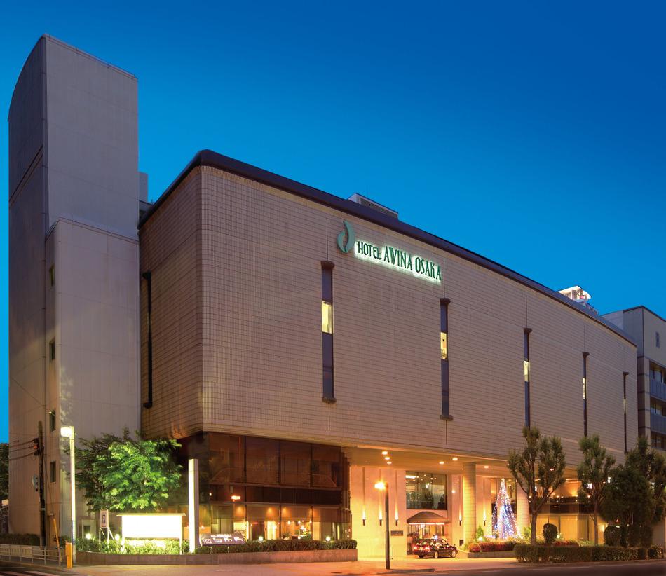 ホテル アウィーナ大阪