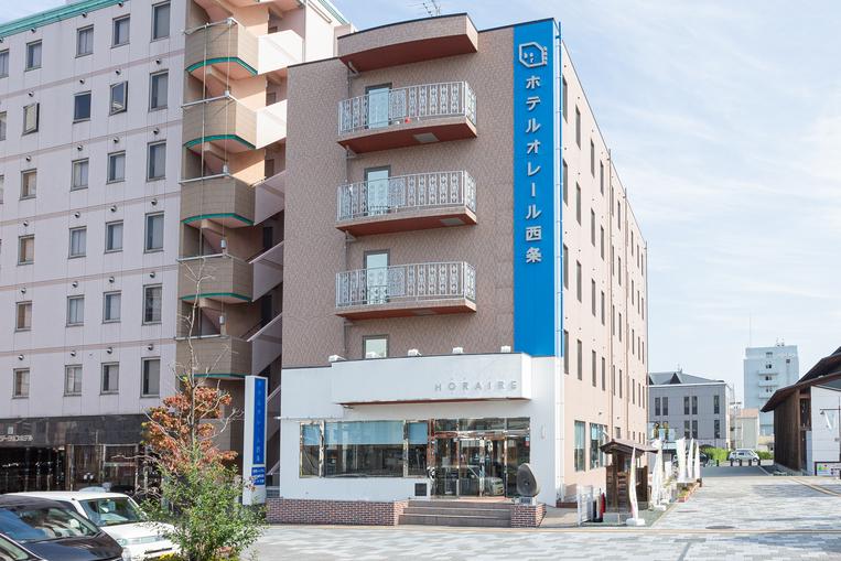 ホテル オレール西条 image