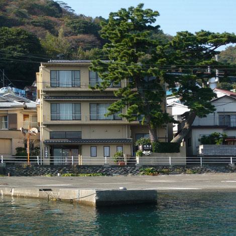 朝獲れ魚の自慢宿 伊豆北川漁港 旅館 汐見荘