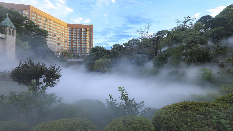 【ホテル】ホテル椿山荘東京