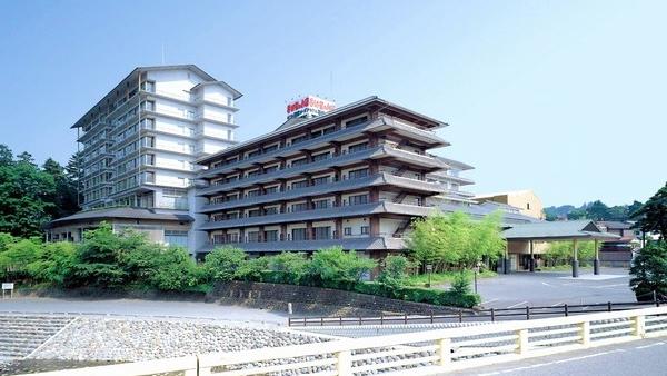 磯部温泉 舌切雀のお宿 ホテル磯部ガーデン image
